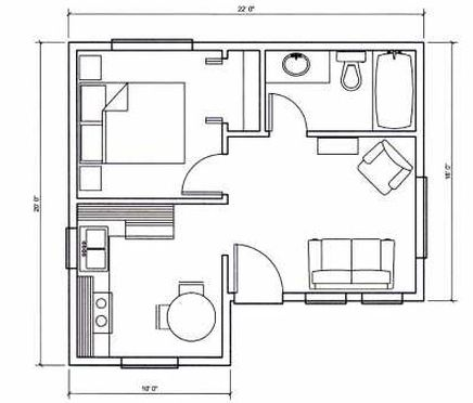 Home Plans  amp  Design   MICRO HOUSE PLANSSmall House Plans  Small Houses   Designs