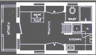 Tiny House Micro Maison