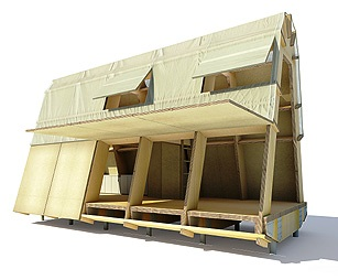 Aspects techniques low cost for Low cost housing construction techniques