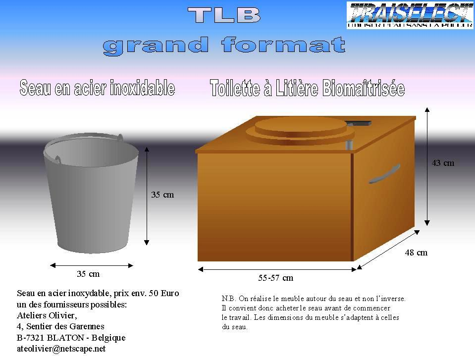 Toilette seche plan de construction for Plan toilette seche exterieur