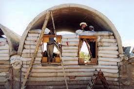 10x10 maison afrique du sud blocs autobloquants sans mortier hydraform - Maison A Construire Soi Meme